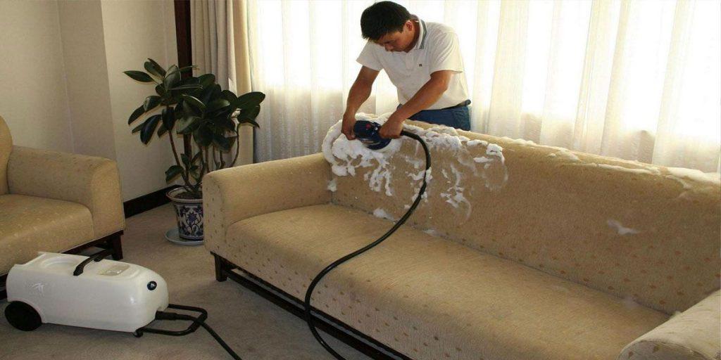دستگاه شستشوی مبل