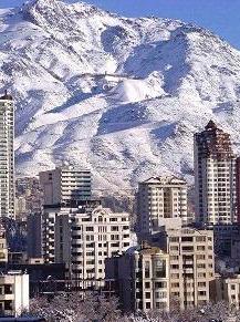 شعب قالیشویی شمال تهران