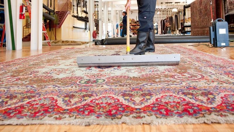 قیمت قالیشویی بانو