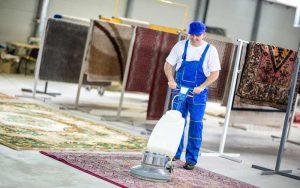 مراحل قالیشویی