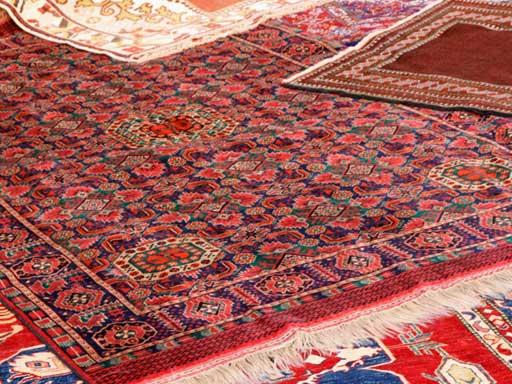 تشخیص فرش دستباف خوب