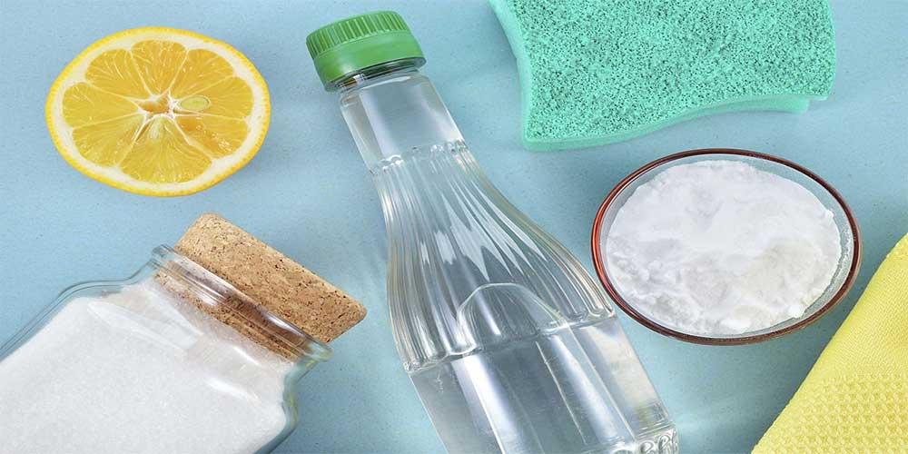 استفاده از نشاسته ذرت برای پاکسازی فرش